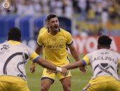 البرازيلي جوليانو أفضل لاعب فى مباراة النصر والسد بأبطال آسيا