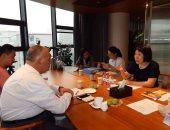 بروتوكول تعاون بين جامعة قناة السويس وجامعتى بكين فى الترجمة والبعثات الطلابية