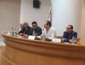 أيمن الشيوى: دراسة الفنون في الجامعات مهمة جدا وتجعل مصر فى الريادة دائما