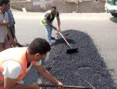 سيبها علينا.. مطالب بإنشاء مطبات صناعية أمام مدينة الفردوس بمدينة 6 أكتوبر