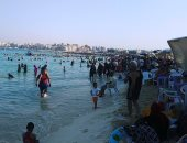 صور.. هنا شاطئ الغرام أشهر شواطئ مطروح ومصر