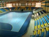 رياضة الأقصر: لدينا صالة مغطاة لكرة اليد أنشئت فى 2009 بـ25 مليون جنيه