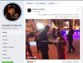 مصطفي شعبان ينعي الفنانة المغربية أمينة رشيد علي صفحته الرسمية