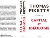 """الفرنسى توماس بيكيتى يعود بكتاب جديد.. """"رأس المال والأيديولوجيا"""" للحرب على العولمة"""