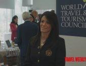 """الدكتورة رانيا المشاط لـ""""مجلة تراڤل ويكلي"""": افتتاح المتحف الكبير سيعيد الاهتمام عالميا بالسياحة الثقافية"""
