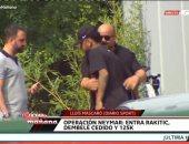 نيمار يصل مقر تدريبات باريس سان جيرمان إستعداداً لمواجهة ميتز
