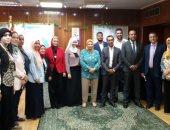 المصرية لنقل الكهرباء توقع 3 عقود لتنفيذ الخط الكهربائى القصير - مرسى علم