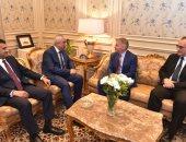 """فيديو.. رئيس """"خارجية البرلمان"""" يلتقى سفير كندا لبحث القضايا المشتركة بين البلدين"""