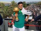 الجزائر تفتقد ادم وناس فى أول مباراتين بتصفيات أفريقيا