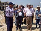 مساعد رئيس هيئة تنمية وتطوير المدن يزور المنصورة الجديدة ويتابع حجم الأعمال