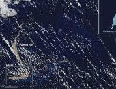 شاهد.. صخرة بركانية عملاقة تتجه نحو أستراليا لتكون شريان حياة للحاجز المرجانى