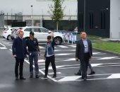 سانشيز يصل ميلانو لإتمام انتقاله إلى الإنتر.. فيديو