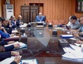 رئيس جامعة بنى سويف: توفير شقق فندقية للطلاب الوافدين بغرب النيل