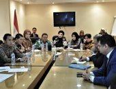 رئيس الهيئة المصرية العامة لتنشيط السياحة يستقبل وفدا اندونيسيا