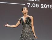 أبرز إطلالات نجوم العالم فى مهرجان فينسيا السينمائى الدولى