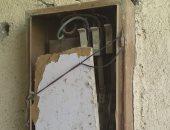 بدون باب ومتهالكه.. شكوى أهالى المحمودية من محولات الكهرباء فى مدينة السلام