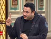 """فيديو.. أكرم حسنى ضيف أشرف عبد الباقى على """"الحياة"""".. اليوم"""