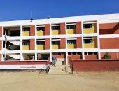 5 مدارس جديدة لخدمة قرى ونجوع أسوان بتكلفة 120 مليون جنيه.. صور