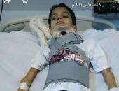 صور.. مأساة طفل أصيب بالعجز فجأة .. أجرى 3 عمليات دون جدوى وينتظر إنقاذه