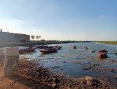 تعميق بحيرة إدكو بالبحيرة على مساحة 300 فدان بتكلفة 46 مليون جنيه