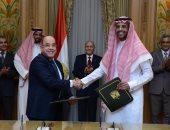"""العصار يشهد توقيع اتفاقية تعاون مع """"نيوتن"""" السعودية لتأسيس شركة تسويقية"""