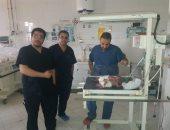 """صور.. """"أبو شحاتة"""" أشهر قرية للتوائم بالإسماعيلية.. وطبيب: بسبب العوامل الوراثية"""