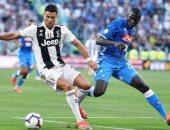 التشكيل الرسمى لمباراة يوفنتوس ضد نابولى فى قمة الدوري الإيطالي