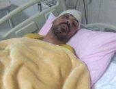 عمرو زكى بعد حادث السير: هرجع أحسن من الأول