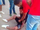 صحة مطروح: عمرو زكى يغادر مستشفى العلمين.. ونقله لمستشفى بالقاهرة