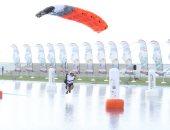 منتخب الإمارات الوطنى يحقق أربع ميداليات فى البطولة الدولية للقفز بالمظلات
