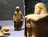 أهالى الغربية يقبلون على متحف آثار طنطا.. بعد 15 يوما من افتتاحه