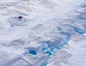 دراسة: ذوبان الغطاء الجليدى فى جرينلاند خلال 2019 أكثر من أى عام آخر