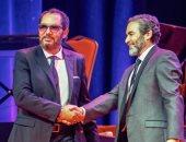 """منصور وسيد المغازى يجتمعان بعد 18 عاما على خشبة """"القومى للمسرح"""""""