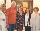 فيديو.. البروفة الأخيرة لـ عفاف راضى قبل حفلها فى سوريا