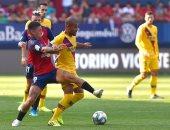 التشكيل الرسمى لمباراة برشلونة ضد فالنسيا فى الدورى الإسبانى
