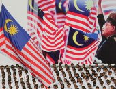 احتفالات ماليزيا بذكرى عيد الاستقلال