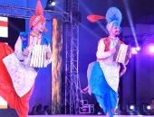 صور.. تفاصيل 50 عرضا فنيا بمهرجان الإسماعيلية الدولى الـ20 للفنون الشعبية