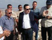 """محافظ الإسكندرية يشدد على سرعة نقل الوكالة الجديدة إلى """"أم زغيو"""""""