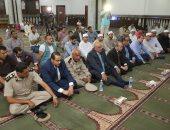 صور.. محافظا كفر الشيخ والغربية يشهدان احتفالات العام الهجرى الجديد