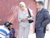 """صور.. التضامن الاجتماعى بالإسكندرية تستجيب لبلاغات حالات """"بلا مأوى"""""""