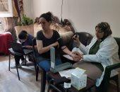 جامعة الإسكندرية تطلق قافلة طبية لخدمة أهالى قرية الزوايدة