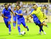 النصر يحقق 3 أرقام مميزة ضد الفتح فى الدوري السعودي