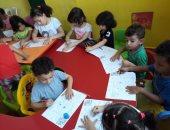 صور.. تعريف الأطفال برأس السنة الهجرية بالعنكبوت والحمام على غار ثور