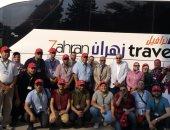 """إنطلاق قافلة جامعة المنصورة المتكاملة """"جسور الخير 5"""" لجنوب سيناء"""