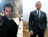 بسبب صورة..هل يخلف هنري كافيل دانيال كريج فى سلسلة James Bond