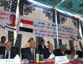 محافظ قنا يشهد جلسة صلح القودة بين عائلتى آل عامر وآل الراوى بنجع حمادى