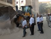 السكرتير العام بالقليوبية يقود حملة إشغالات مكبرة بشارع مساكن الأوقاف بقليوب