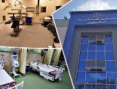 فى أول أيام عمل المنظومة الجديدة للتأمين.. إجراء 3 عمليات انفصال شبكية بمستشفى الرمد ببورسعيد. 3693 عملية جراحية فى 7 مستشفيات خلال شهرين.. تسجيل 50% من المواطنين بالمنظومة.. وفتح 135372 ملف عائلى إلكترونى