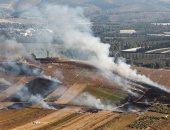 تبادل لإطلاق النار بين إسرائيل وحزب الله عبر الحدود اللبنانية