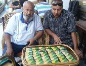 ضبط مخبز بلدى بالإسكندرية يجمع البطاقات التموينية للتربح منها